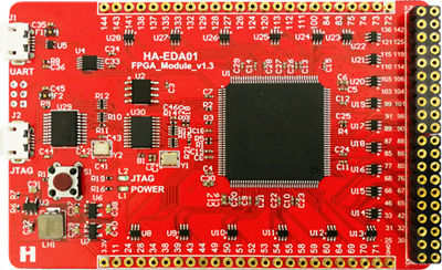 New product: HA-EDA01 FPGA Module
