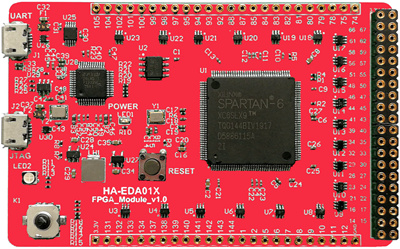 New product: HA-EDA01X FPGA Module
